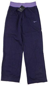 Nové - Fialové tepláky zn. Nike