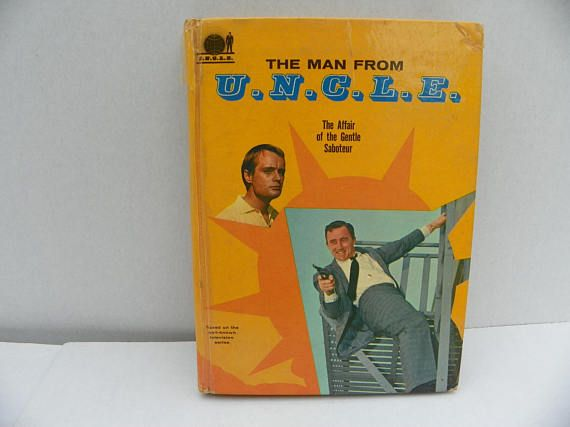 The Man From U.N.C.L.E.  The Affair of the Gentle Saboteur
