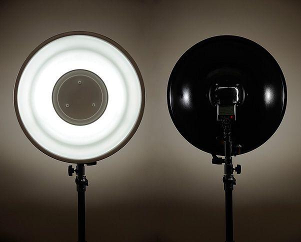 DIY Beauty Dish Video Tutorial