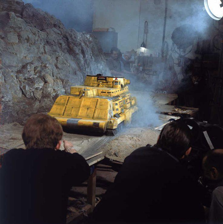 "shooting the roadbuilding machine at work-""Atlantic Inferno"""