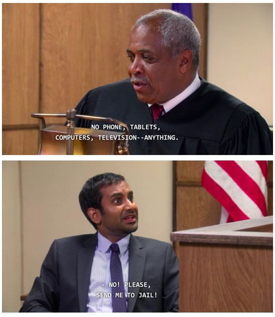 Be willing to make sacrifices for the things you care about. | 30 Brilliant Life Improvement Tips From Tom Haverford