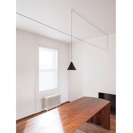 String Lights: Scopri la lampada a sospensione Flos modello String ...
