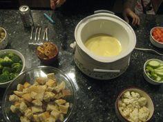 Crockpot fondue!