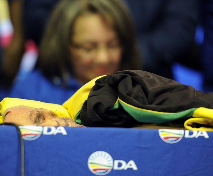 Patricia de Lille predicts outright majority for Democratic Alliance in Cape Town