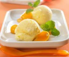 Lody o smaku mango | Przepisownia