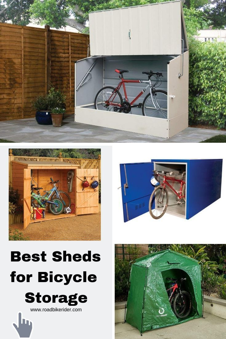 Best Outdoor Bicycle Storage Sheds