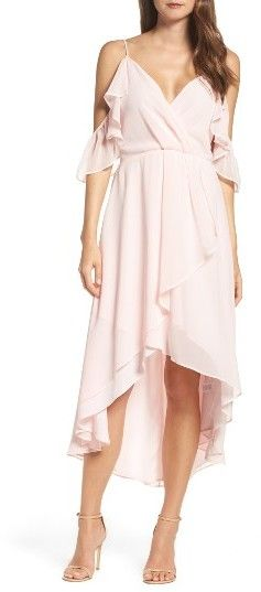 Women's Chelsea28 Ruffle Off The Shoulder Dress