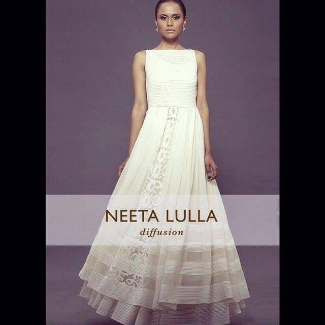 Elegant styles from Neeta Lulla's Autumn Winter'14 collection, now available on the online store.  http://store.neetalulla.com/women #neetalulla #czarinaofindianfashion