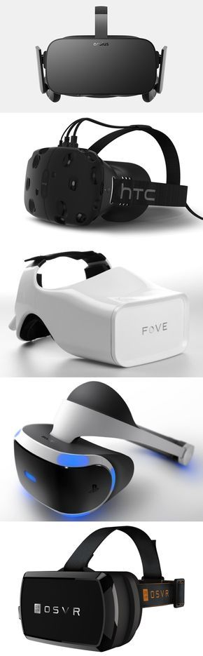 Virtual Reality Headsets are Roaring in 2016 : What's your Pick? If you love to follow all the latest news and updates in the tech world, you are probably tired of hearing all the speculations connected to this million dollar tech idea - virtual reality. Info about the Oculus Rift, the HTC Vive, the Fove, the Playstation VR and the OSVR virtual reality headset.