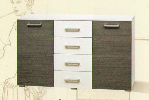 Комод хорош тем, например, в отличие от шкафа что у него ящики, а у шкафа полки.