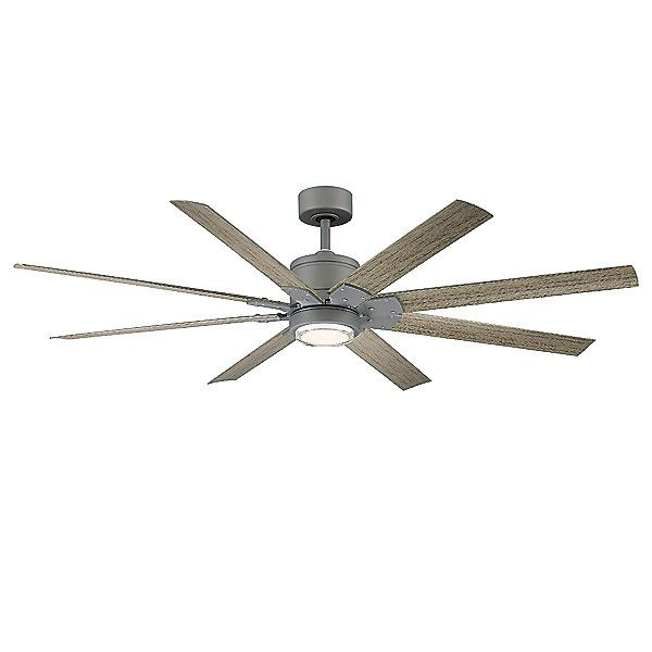 Modern Forms Renegade Led Ceiling Fan Fr W2001 66l35ghww In 2020 Ceiling Fan Modern Fan Cleaning Ceiling Fans