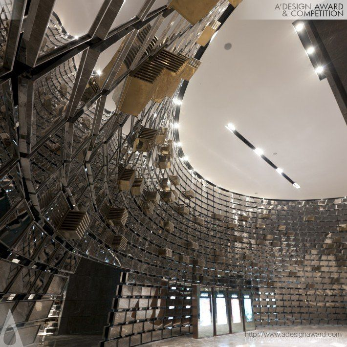 Images Of Wuhan Pixel Box Cinema By Ajax Law Virginia Lung From A Design Award Competition