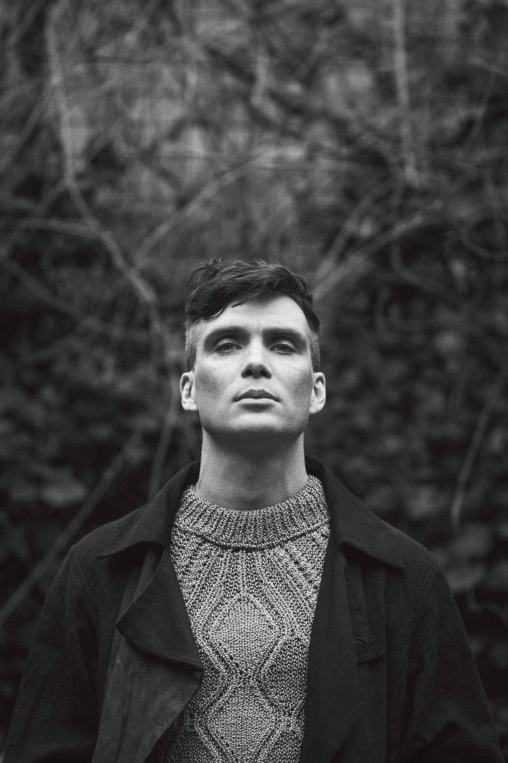 A little more from this amazing session.  Cillian Murphy Covers So It Goes Magazine