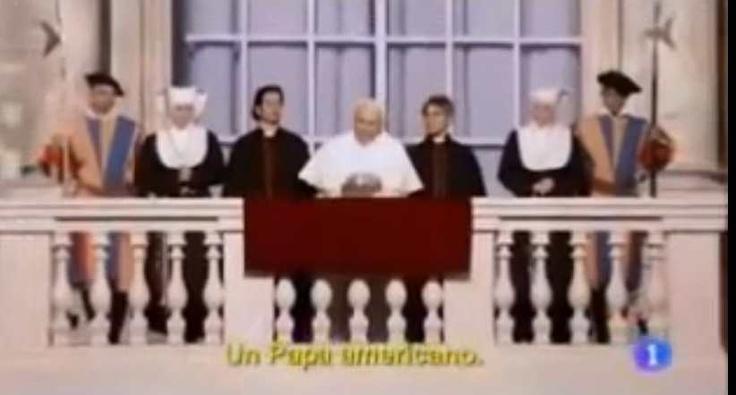 """Al ritmo del Papa americano... Aunque el video ya tiene algún tiempo circulando ALLÁ EN LA RED, consideramos que hoy es un buen día para """"desempolvarlo"""" y hasta bailar al ritmo del Papa americano."""