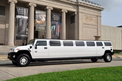 Celebrity limo service new orleans