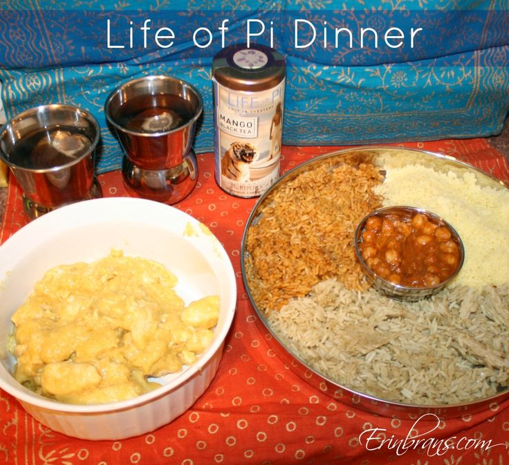 24 best life of pi inspired recipes home decor fashion for Life of pi family