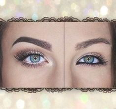 12 Foolproof Hacks That Will Make Your Eyes Look Bigger With Makeup