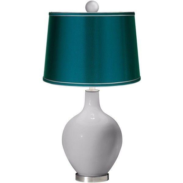 Best 25+ Teal lamp ideas on Pinterest   Teal lamp shade ...