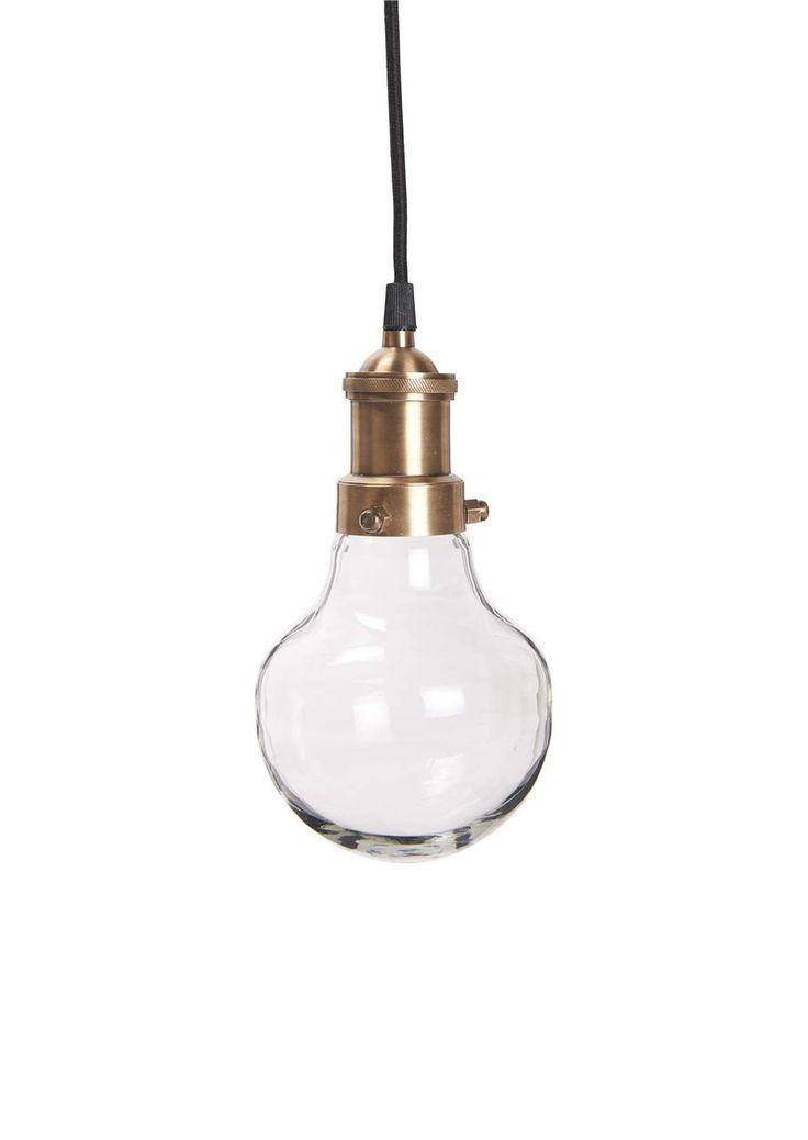 Lampe birnenförmig