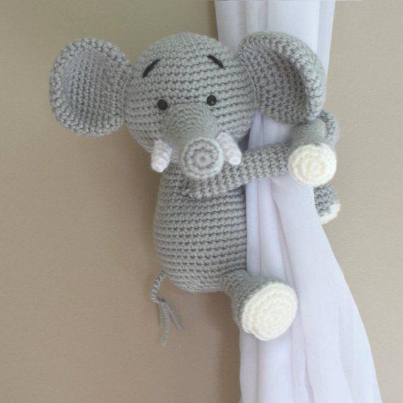 Nursery Curtain Tieback Nursery Tie Back Safari Nursery Jungle