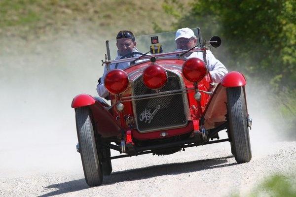 Alfa Romeo Mille Miglia 6C 1500 Gran Sport Testa Fissa