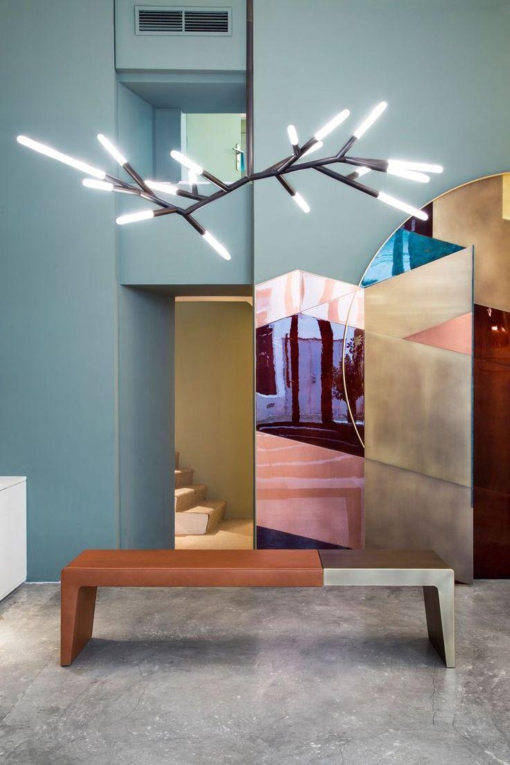 Salon du meuble milan 2016 25 meubles et accessoires for Salon milan design