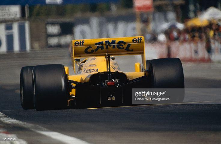 Картинки по запросу MCLAREN FORD MP4/8 - АЙРТОН СЕННА - EUROPEAN WINNER GP 1993