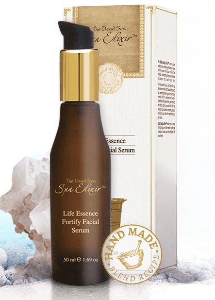 The Dead Sea Spa Elixir Facial Serum Review