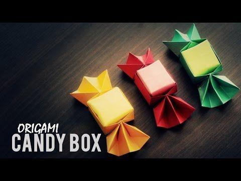 折り紙で作る小さなスイーツの箱♡折り方・作り方 | Handful