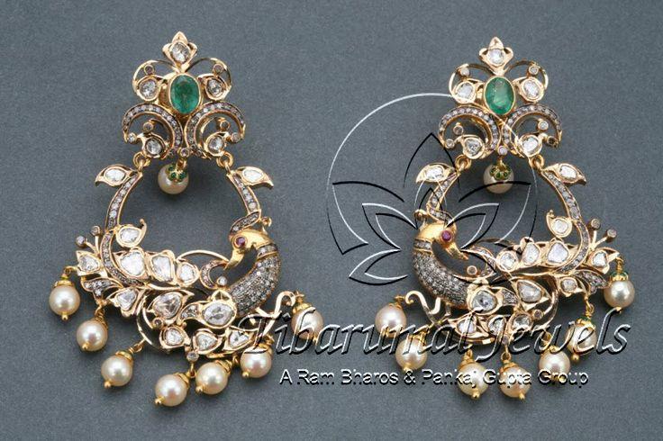 Chand Bali   Tibarumal Jewels   Jewellers of Gems, Pearls, Diamonds, and Precious Stones