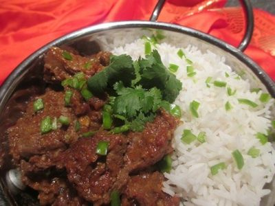 Easy Lamb Curry using Spice Fusion's Hyderabad Curry Blend