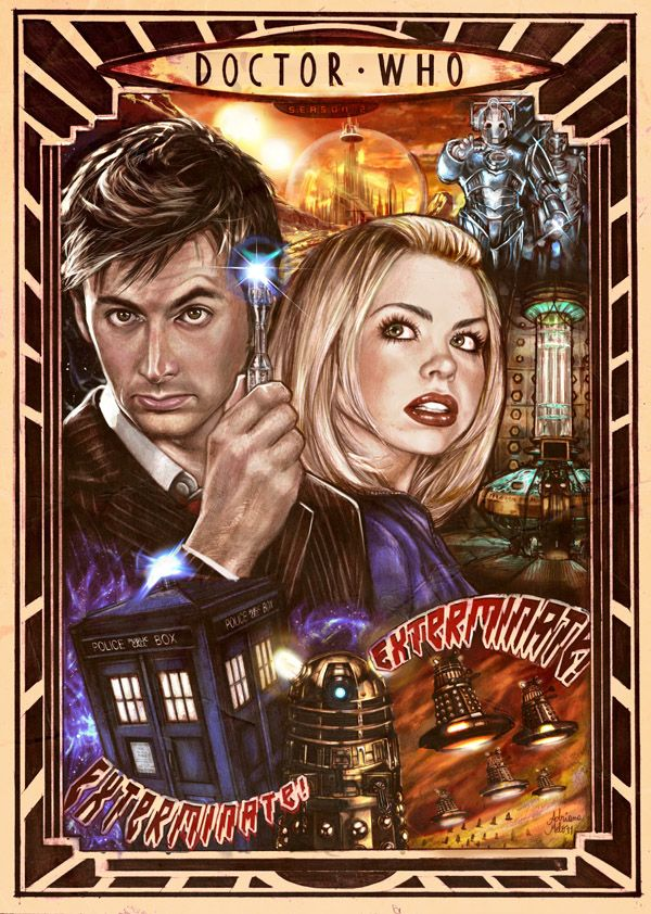 Doctor Who, Season 2