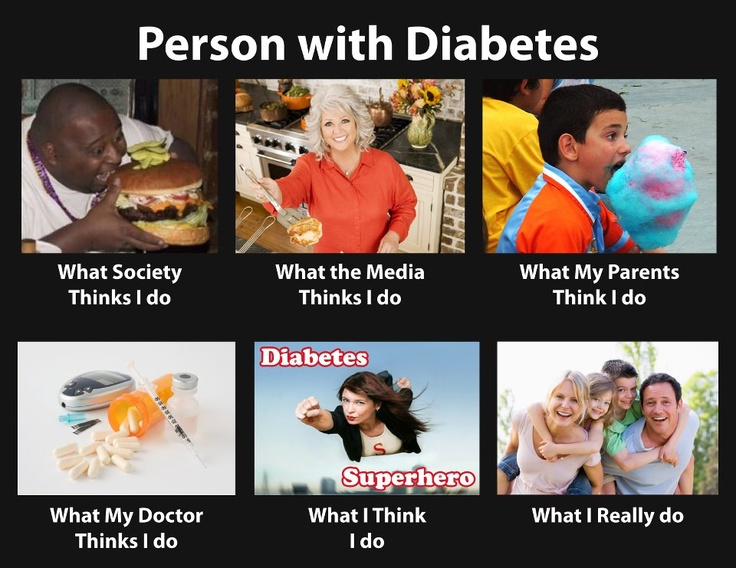 People with diabetes... What do you think?