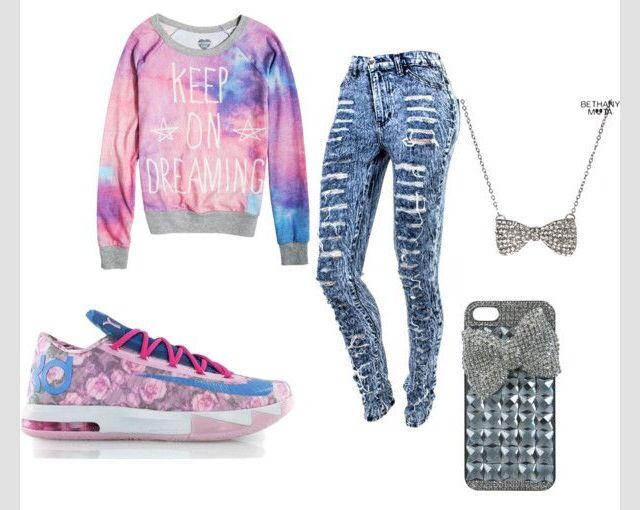Kd outfit, wanna be sneaker head. Nike Kd ShoesNike ...