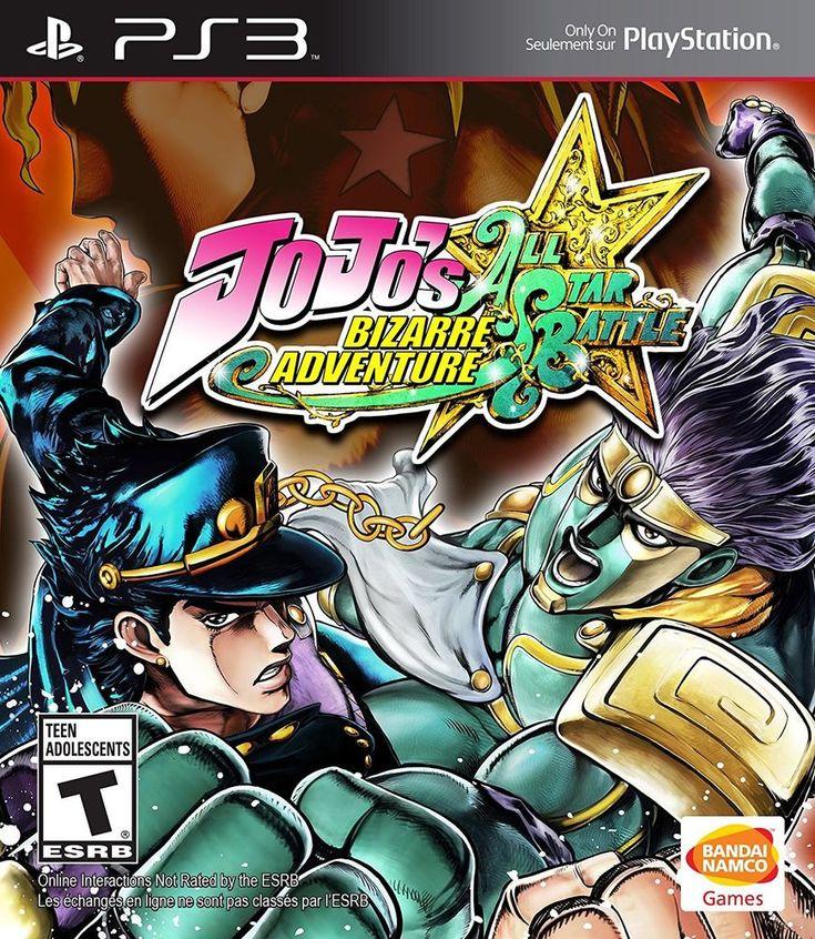 JoJo's Bizarre Adventure: All-Star Battle (Sony PlayStation 3, 2014)