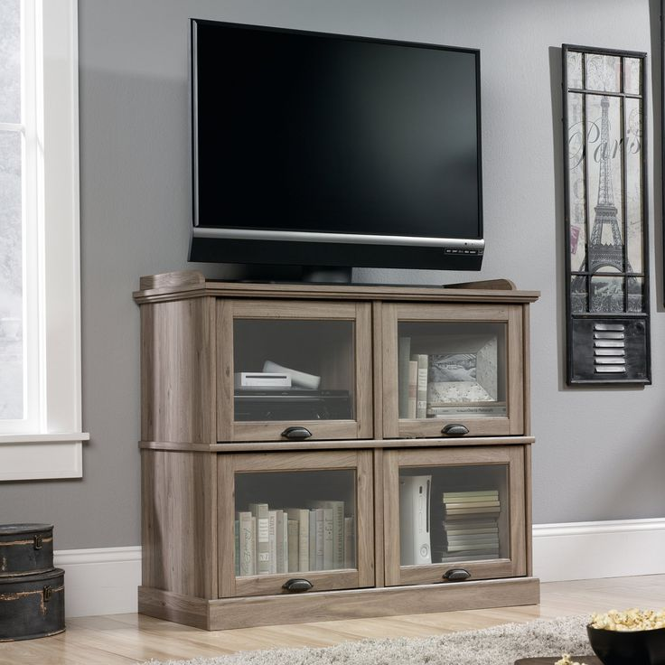 Sauder Barrister Lane Highboy TV Stand - 414720
