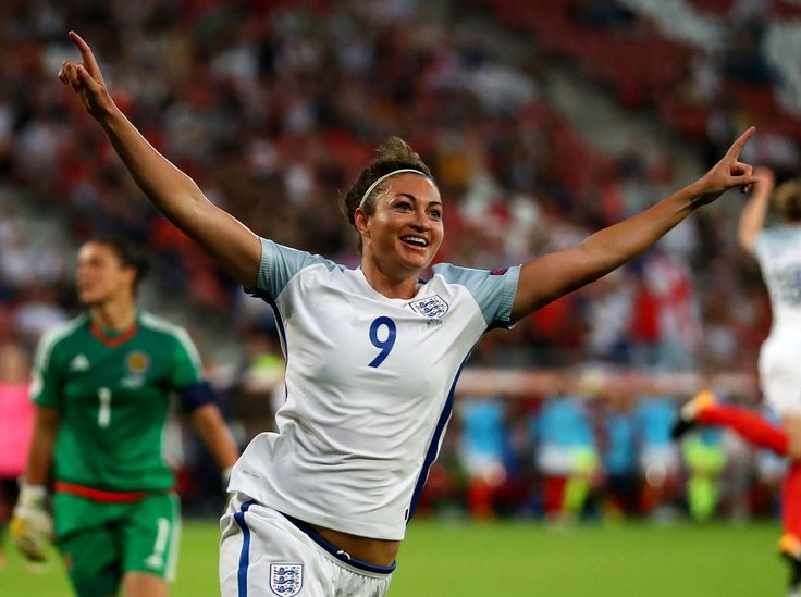 At #euro2017, Jodie Taylor won the golden boot 💗