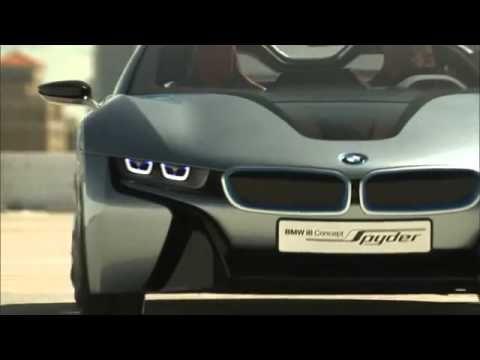 BMW i8 Spyder - ITNews.ws