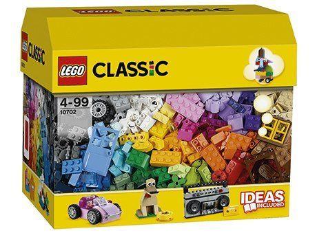 Что класть под ёлку: Подарки для детей, о которых мечтают и взрослые: лего свободный конструктор