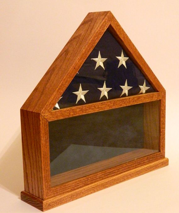 flag box dimensions