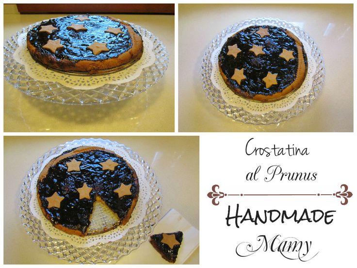 Crostata al prunus di mamma