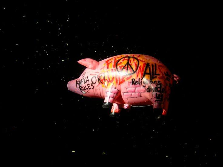 Las portadas de Pink Floyd son enigmáticas en el mundo del rock y la historia de cada una es tan importante cómo la música que contiene