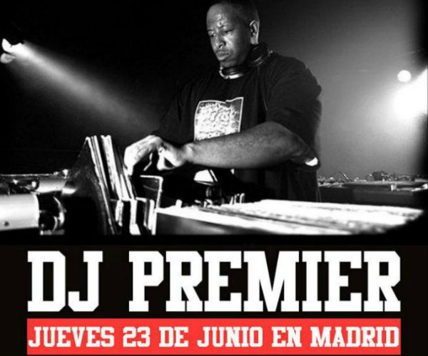 DJ Premier [Concierto en Madrid]