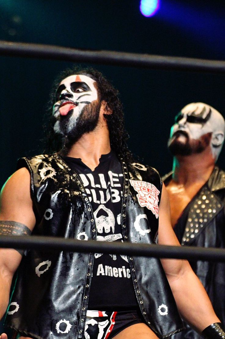 Tama Tonga and Doc Gallows