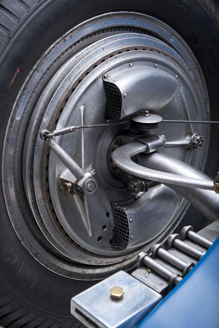 Goodwood Greats: 1938 Bugatti Type 59/50 BIII | Goodwood Road & Racing