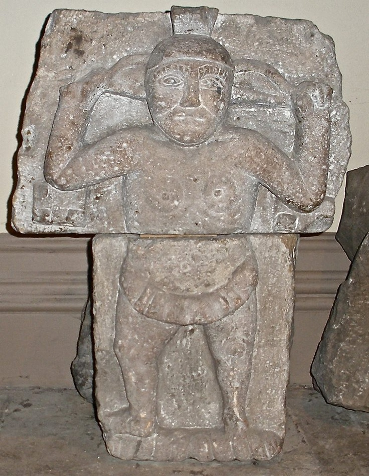 An ancient Celtic Deity