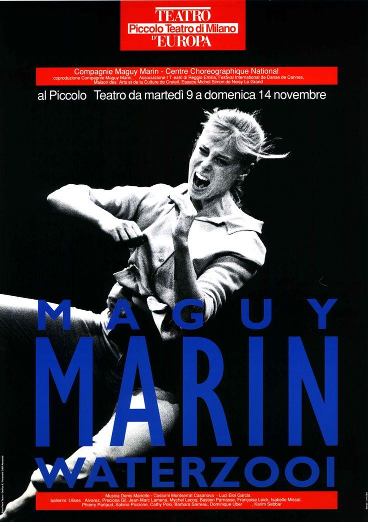 1993/94 Maguy Marin – Waterzooi, Piccolo Teatro