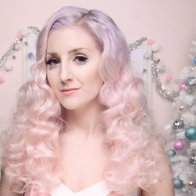 Holiday parties tonight? Watch @albinwonderland's beautiful Frosty Ice Queen Makeup Tutorial now on our site (link in bio) or on our YouTube channel at YouTube.com/cbclife. #makeup #makeupoftheday #howto #howtobeauty #beauty #diybeauty #holidaymakeup #holidaystyle #makeuptutorial #makeuptutorials #tutorials #sparkle #sparkles #sparklyeyes #pink #pinkhair #alb #albinwonderland #albinwinterland #icequeen #frosty #cbc #cbcholidays #cbclife