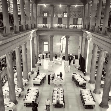 James J Hill Library