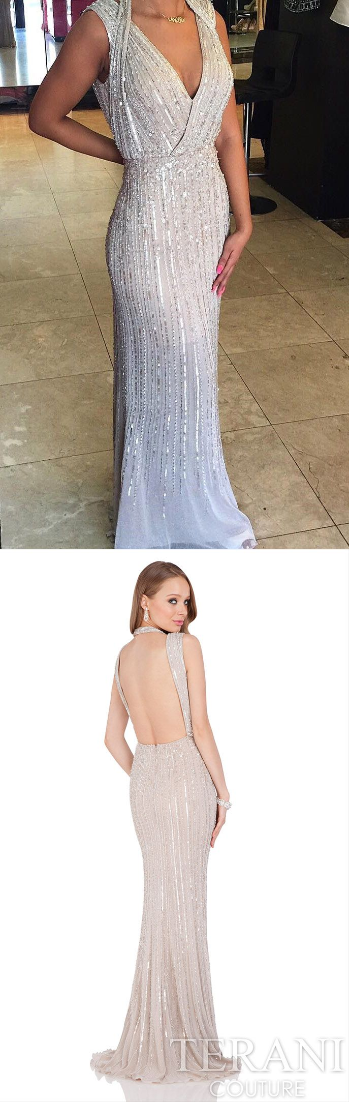 63 best Terani Couture images on Pinterest | Party wear dresses ...